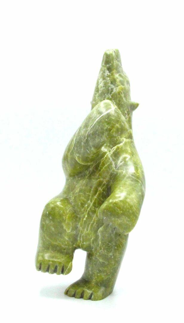 Dancing Bear Inuit Sculpture Cape Dorset
