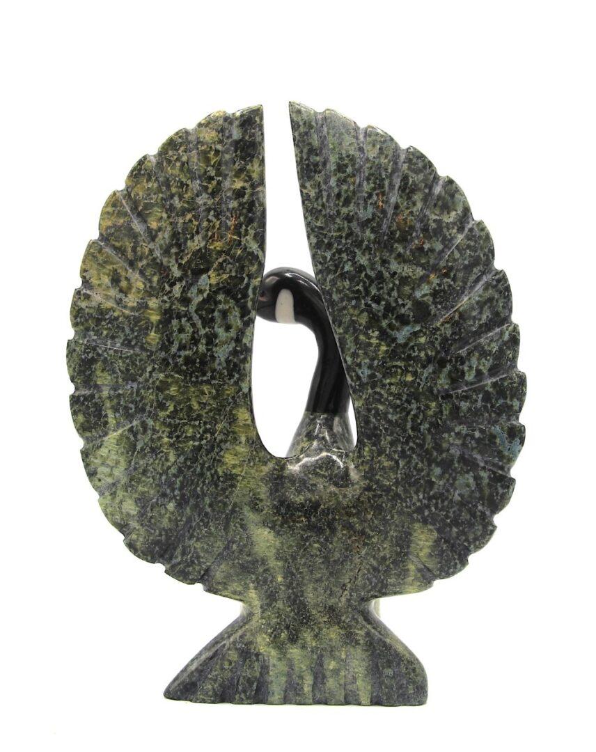 Goose Inuit Art Sculpture